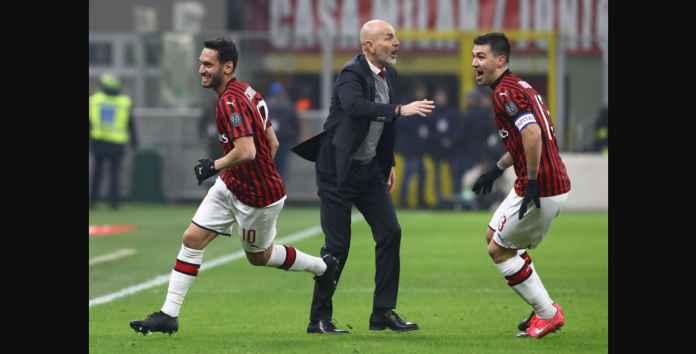 Milan Jumpai Juventus di Semi Final Coppa Italia, Kalahkan Torino 4-2