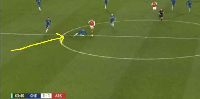 Kante Ulangi Tragedi Gerrard, Terpeleset Lalu Lawan Cetak Gol