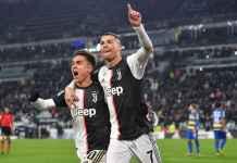 Ewww, Ronaldo Cium Dybala Saat Bawa Juventus Menang 2-1