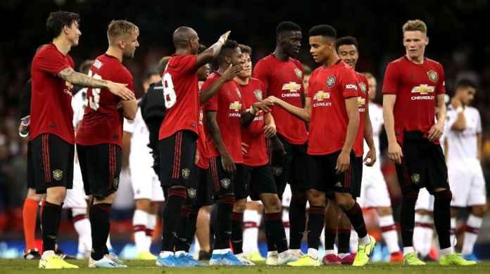 Pemain Manchester United punya gaji besar
