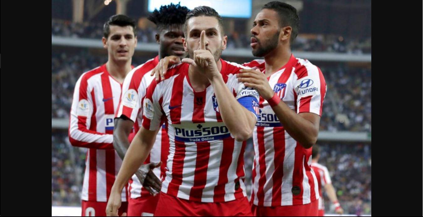 Kemenangan Atletico di Piala Super Spanyol Habisi Sepak ...