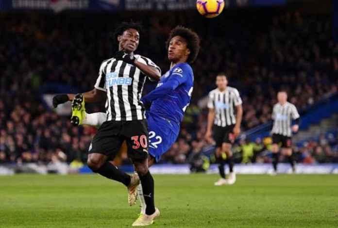 Prediksi Newcastle United vs Chelsea, Liga Inggris 19 Januari 2020