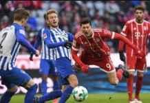 Prediksi Hertha Berlin vs Bayern Munchen, Liga Jerman 19 Januari 2020