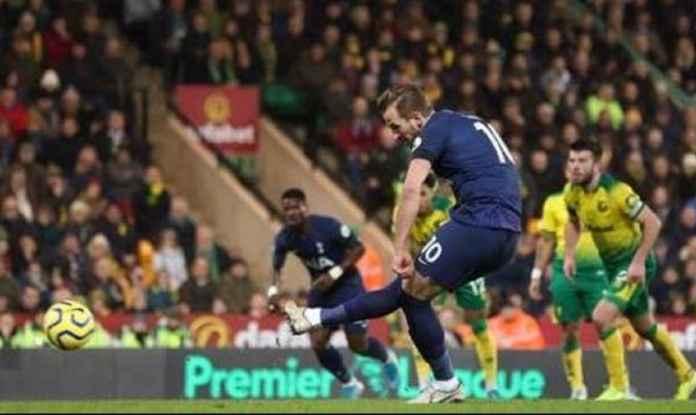 Prediksi Tottenham vs Norwich, Liga Inggris 23 Januari 2020