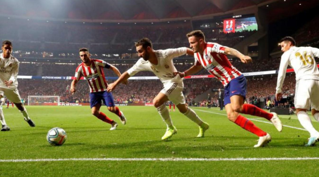 Strategi Real Madrid Vs Atletico Madrid Di Final Piala Super