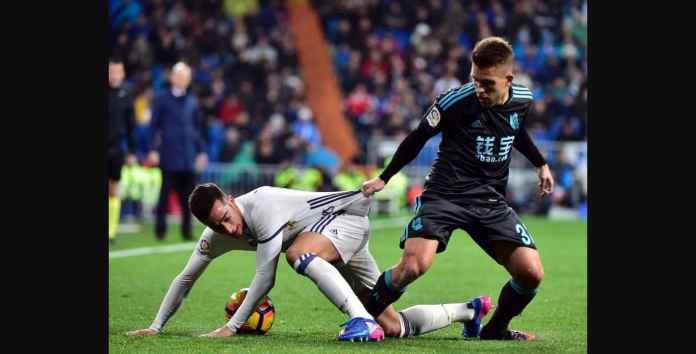Hasil Drawing Copa del Rey, Sociedad Mimpi Apa Kebagian Real Madrid