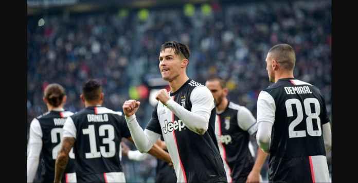 Ronaldo Gol Juventus Menjauh Tiga Poin di Atas Inter