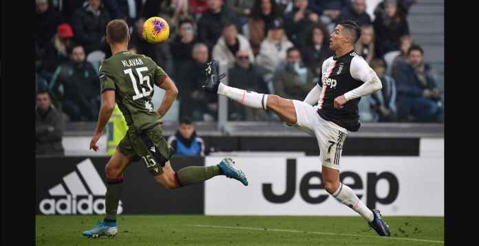 Ronaldo Sedikit Lagi Kangkangi Puncak Top Skor Liga Italia
