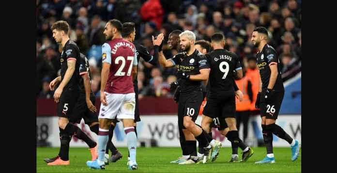 Menang 6-1 Manchester City Posisi Kedua Liga Inggris, Lewati The Foxes