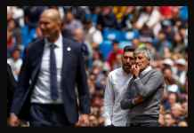 Zidane Berharap Barcelona Kompetitif di Bawah Quique Setien