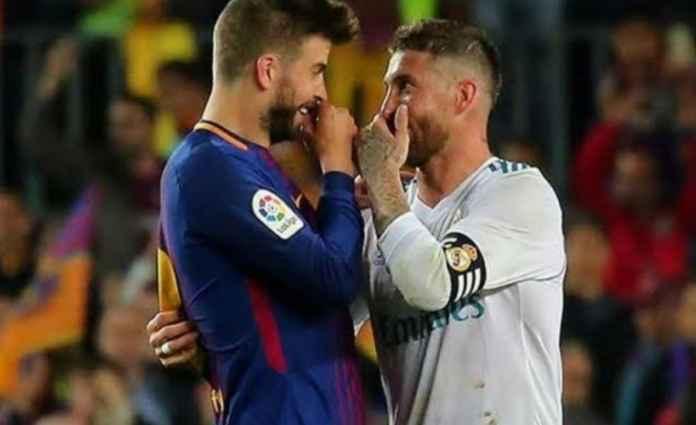 Barcelona Lengkapi Pemainnya dengan Klausul Anti-Pique