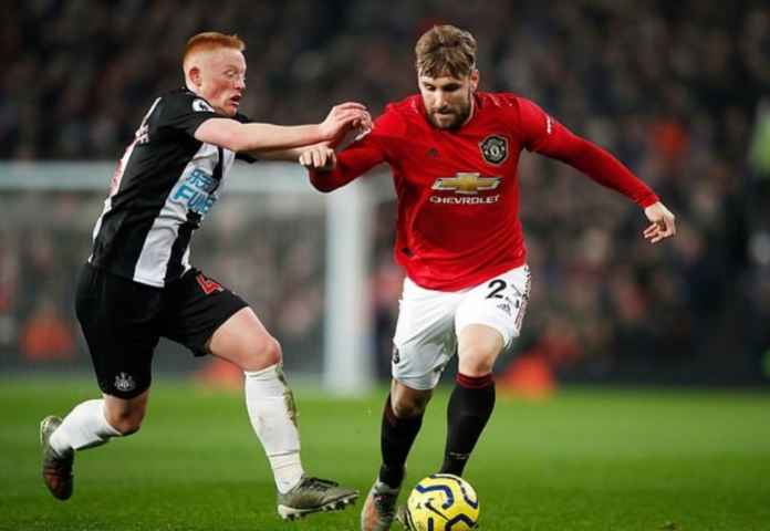 Leicester City Minta Manchester United Lepas Luke Shaw Gantikan Ben Chilwell