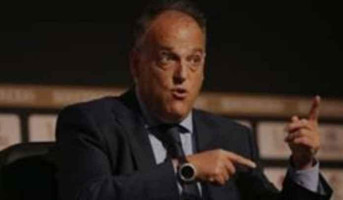 Tebas Kecam Manchester City dan PSG, Kritik Doping Finansial