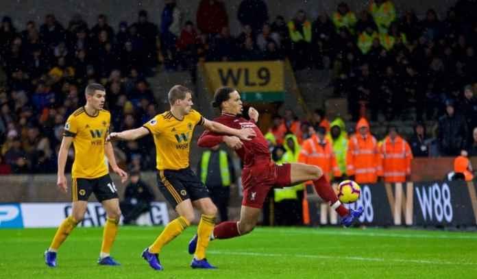 Liverpool Hadapi Ujian Sulit di Kandang Wolves