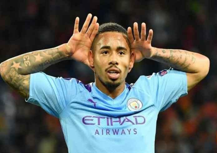 Gabriel Jesus Angkat Bicara Soal Tak Lagi Jadi Eksekutor Penalti Manchester City