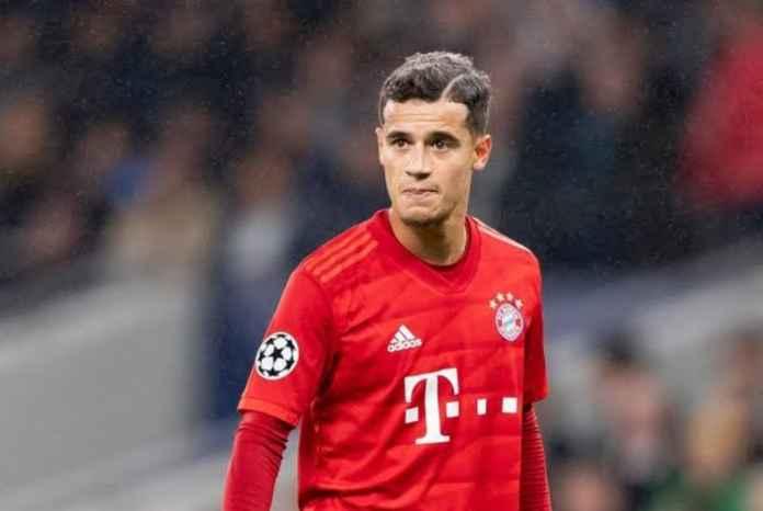 Liverpool Tolak Kesempatan Kontrak Kembali Philippe Coutinho
