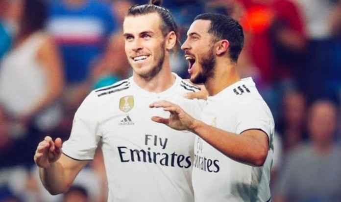 Real Madrid Tetap Tanpa Gareth Bale dan Eden Hazard di Zaragoza