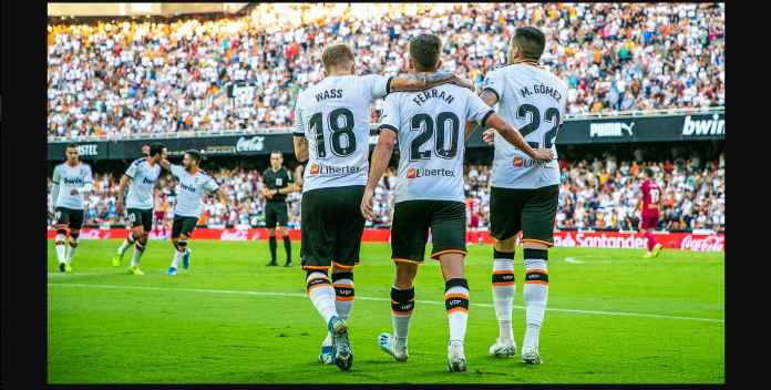 Dendam Kesumat Valencia Terbalaskan! Menang 1-0 Atas Eibar