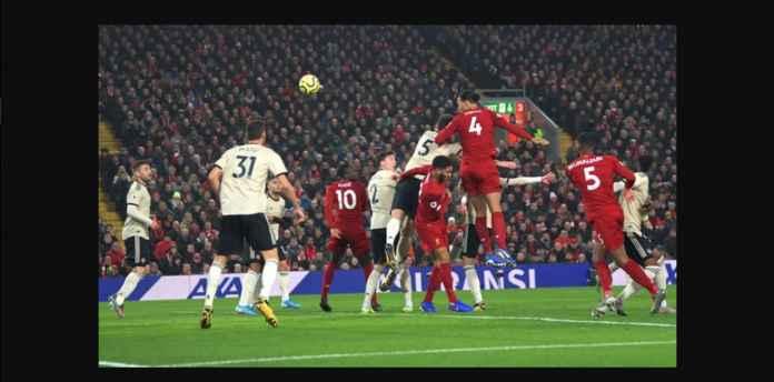 Lihat Virgil Van Dijk Kalahkan Tujuh Delapan Pemain Manchester United