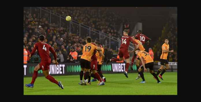 Tonton Liverpool Corner Football Selalu ke Same Point, Same Movement