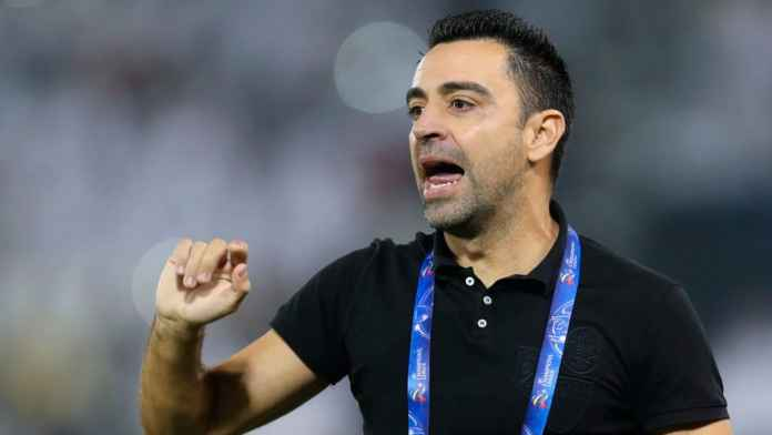 Xavi Hernandez calon pelatih baru Barcelona