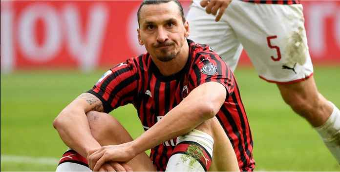 Zlatan Pecahkan Rekor Liga Italia Meski Gagal Gol dan Kena Kartu Kuning