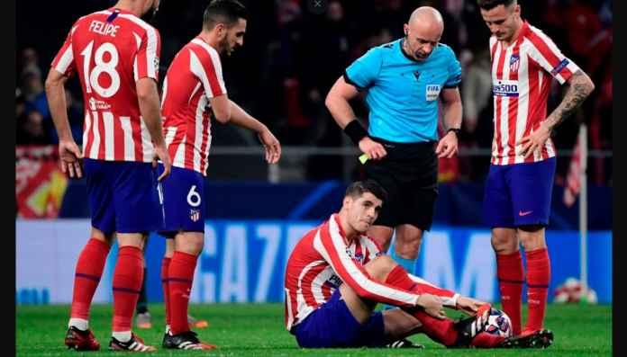 Alvaro Morata Cederai Dirinya Sendiri, Gagal Cetak Gol Lawan Liverpool