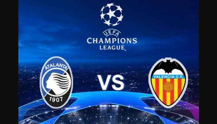 Prediksi Atalanta vs Valencia, Liga Champions 20 Februari 2020