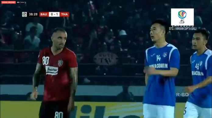 Bali United Kurang Beruntung, Unggul Pemain Tapi Malah Kebobolan