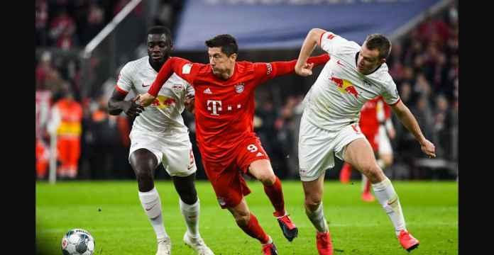Lewandowski Dimatikan, Bayern Munchen Cuma Imbang 0-0 RB Leipzig
