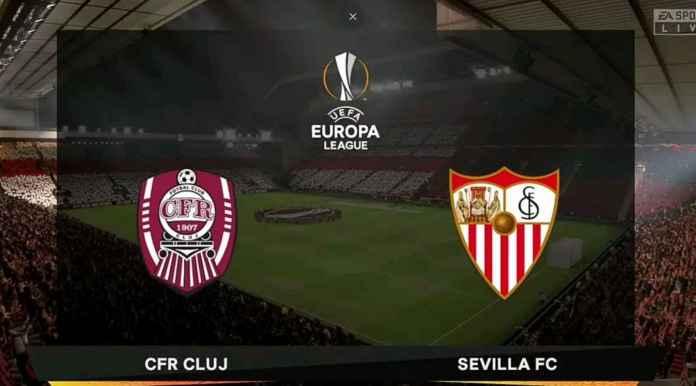 Prediksi CFR Cluj vs Sevilla, Liga Europa 21 Februari 2020