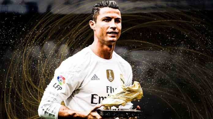 Ronaldo Favorit Menang Sepatu Emas Eropa, Maaf Tak Ada Messi Kali Ini
