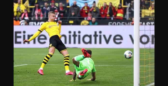 Erling Haaland Mengamuk dan Pecahkan Rekor, Dortmund Menang