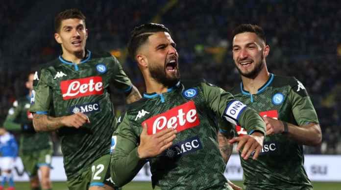 Napoli Loncat ke Urutan 6, Lewati AC Milan dan Ancam AS Roma