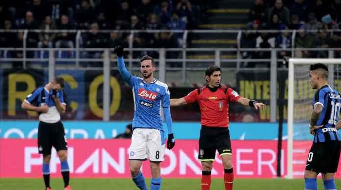 Napoli Menang 1-0 di Inter Berkat Gol Gelandang Kaki Kidal Ini
