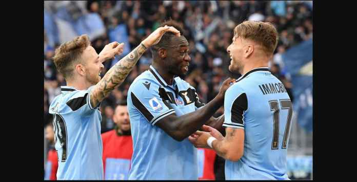 Lazio Menjauh 2 Poin di Atas Inter, Beri Antonio Conte Tekanan Tambahan