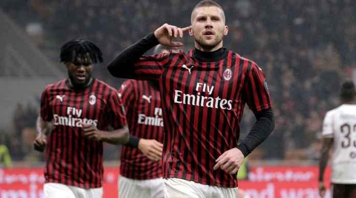 Kisah Sedih Ante Rebic, Pencetak Gol Milan yang Lebih Sering Dibuang