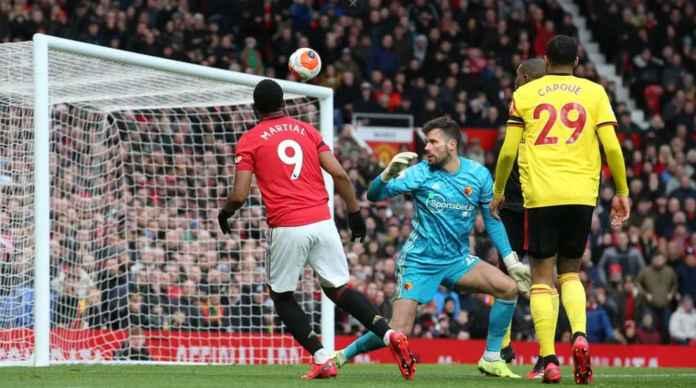 Tiga Gol yang Bikin Jengkel Watford Bawa Manchester United Menang