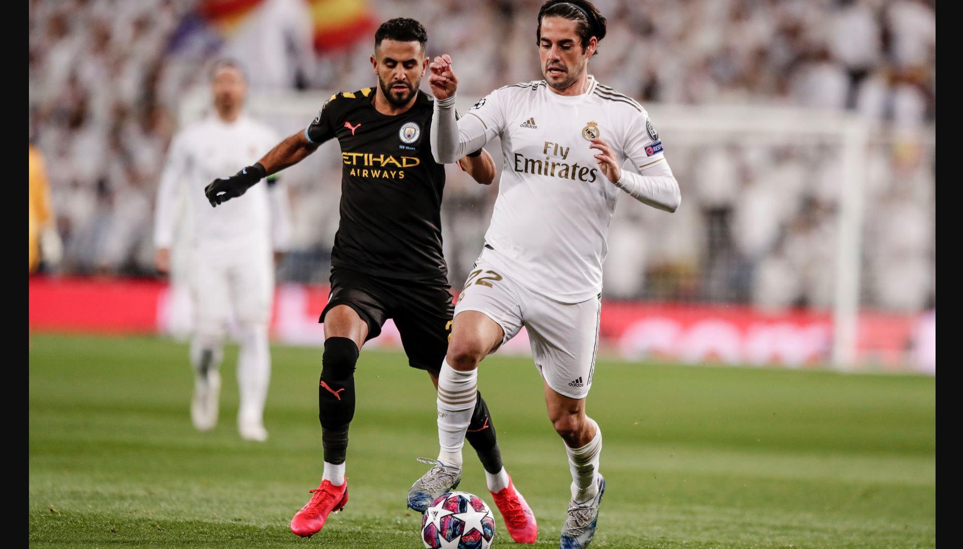 Real Madrid Terancam Tersingkir Manchester City Cetak Dua