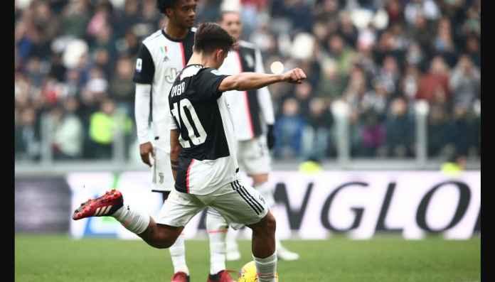 Juventus Tak Butuh Ronaldo, Cukup Lawan Terkena Kartu Merah
