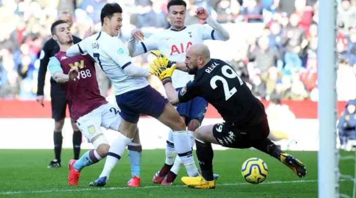 Son Heung-min Ukir Rekor Saat Tottenham Menang 3-2 di Aston Villa