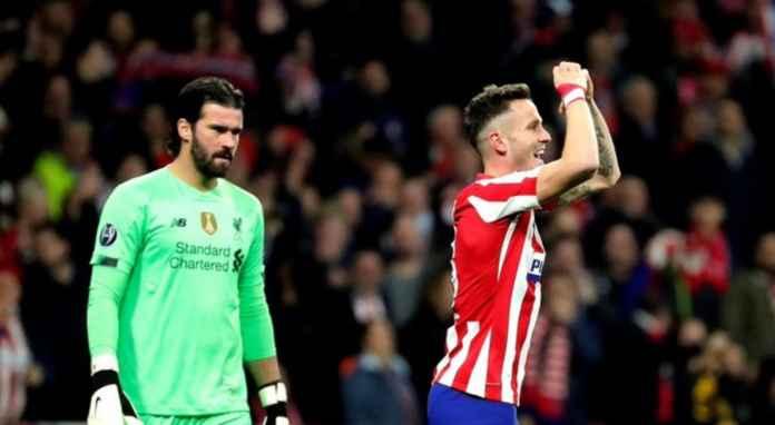 Hasil Atletico Madrid vs Liverpool di Leg Pertama Babak 16 Besar Liga Champions 2020