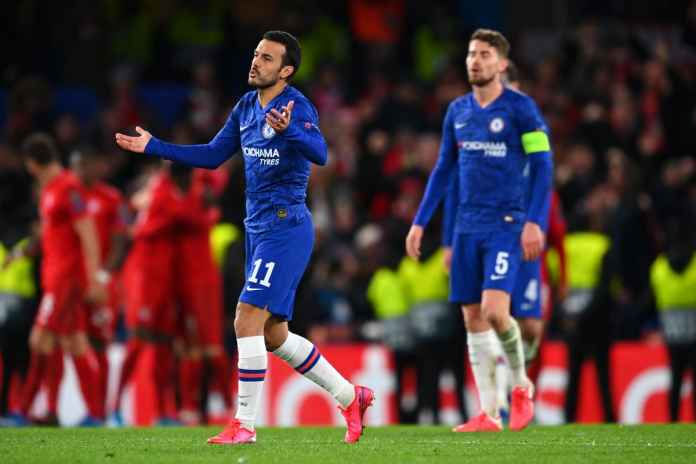 Chelsea vs Bayern Munich menghasilkan di Liga Champions