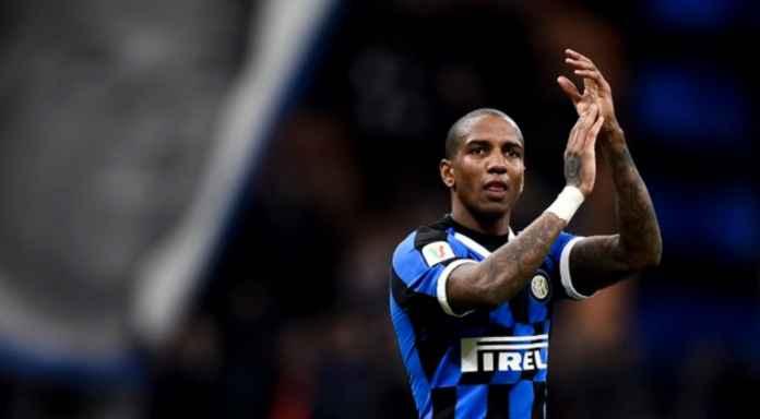 Hasil Lazio vs Inter Milan di Liga Italia - Ashley Young