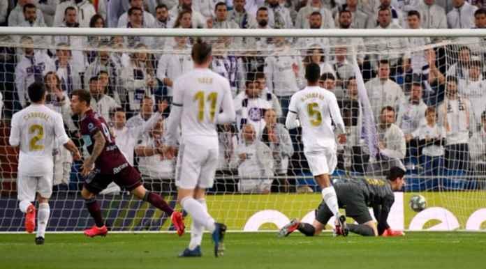 Hasil Real Madrid vs Celta Vigo di Liga Spanyol - Fedor Smolov