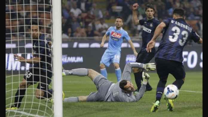 Prediksi Inter Milan vs Napoli, Coppa Italia 13 Februari 2020