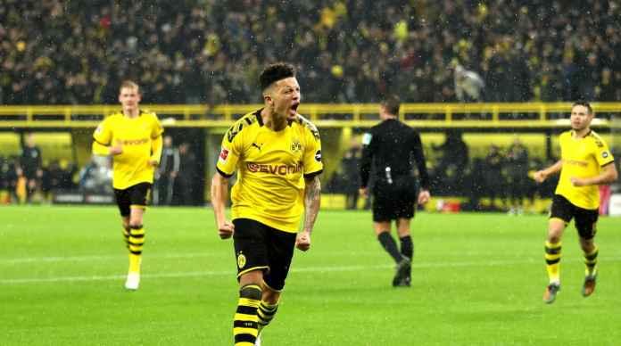 Dortmund Dekati Bayern, Menang 3-0, Sancho dan Haaland Cetak Gol