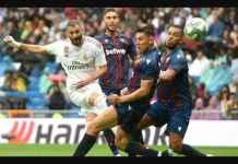 Pasukan Zidane Waspadai Levante, Jarang Kalah di Kandang Sendiri