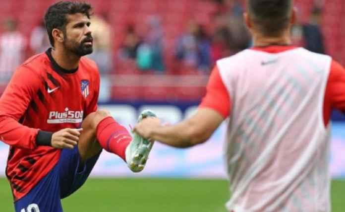 Atletico Madrid Andalkan Diego Costa Hadapi Liverpool