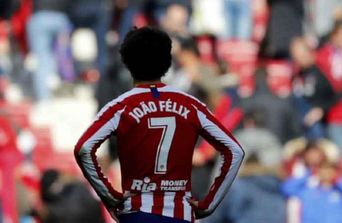 Atletico Madrid Alami Masalah Baru Terkait Kondisi Joao Felix